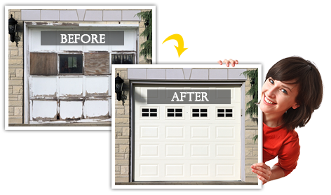 garage door repair desmoines wa banner